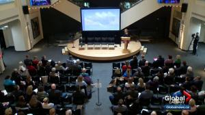 Calgary 2026 bid corporation holds open house for citizens